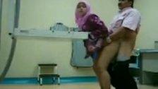 Skandal Admin Rumah Sakit Surabaya Ngentot Dengan Dokter