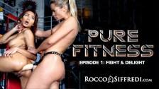 Nikmatnya Lesbian Dengan Trainer Fitness
