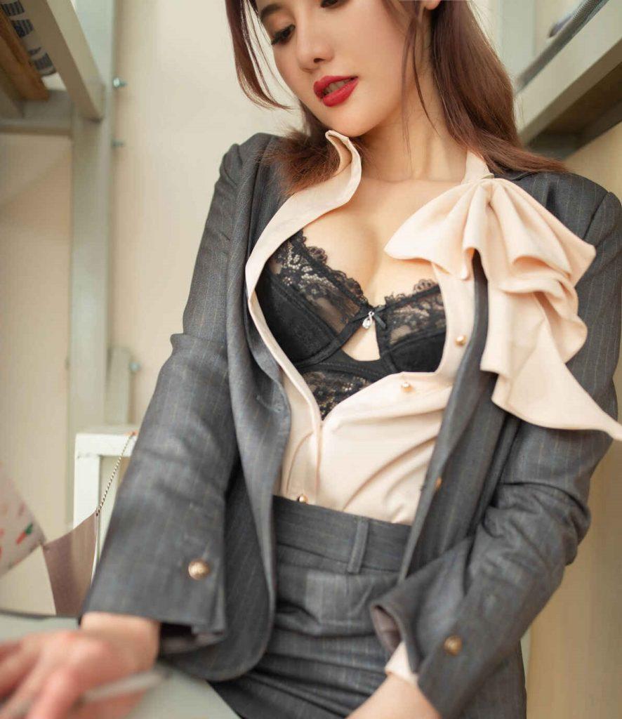 Nadia Si Karyawan Baru